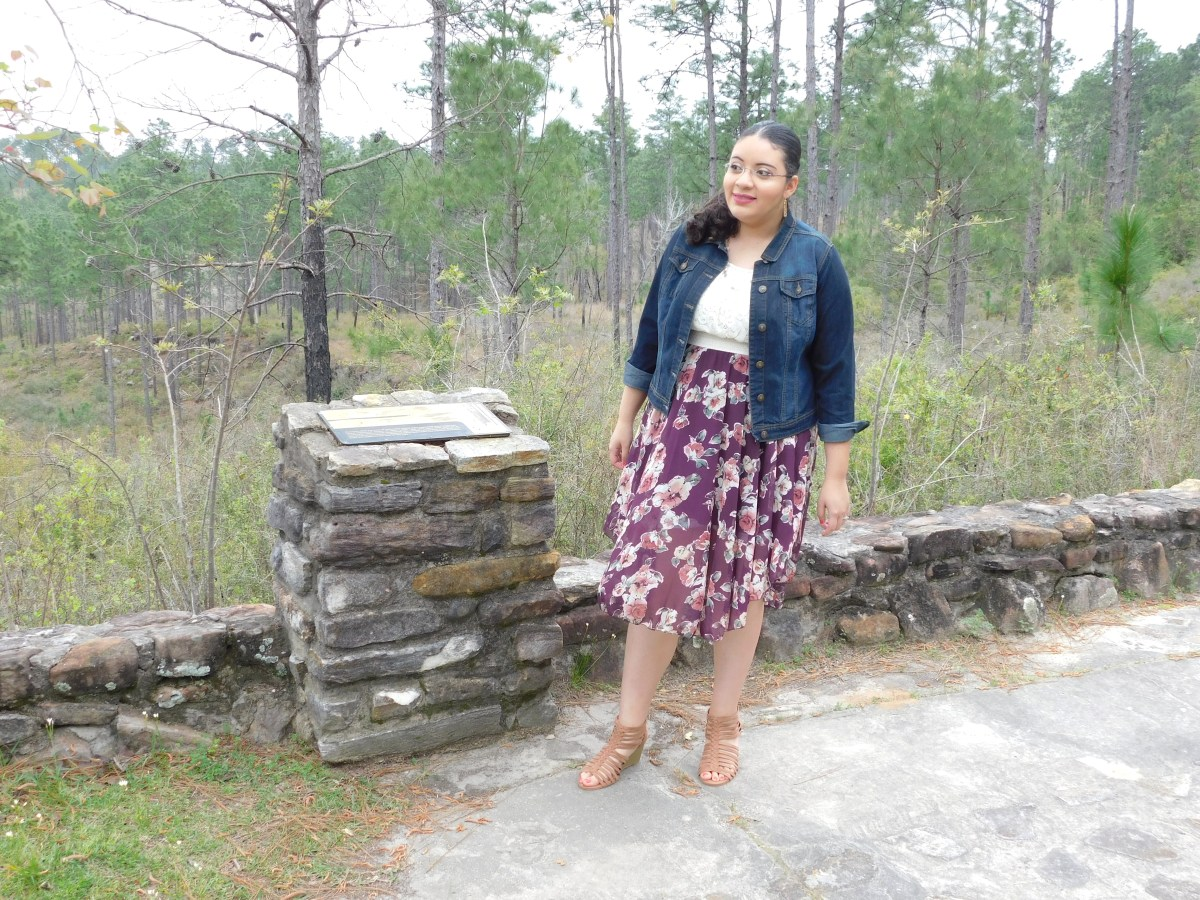 3 Ways to Style a Lace & Floral Dress: Spring to Summer to the Office